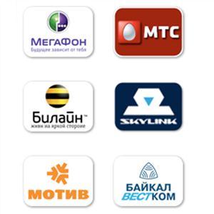 Операторы сотовой связи Заволжье