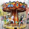Парки культуры и отдыха в Заволжье