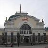 Железнодорожные вокзалы в Заволжье