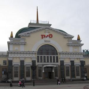 Железнодорожные вокзалы Заволжье